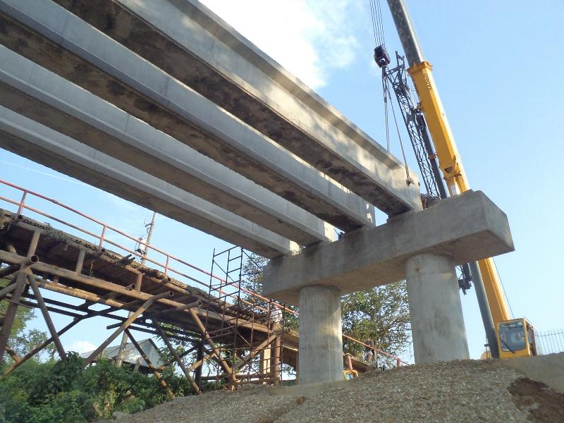 Construcción de Puentes Tabasco